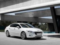Peugeot 508 Hybrid4 diesel