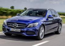 Mercedes C 350 Estate plug-in Hybrid