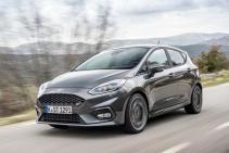 Ford Fiesta Nieuw (2018)